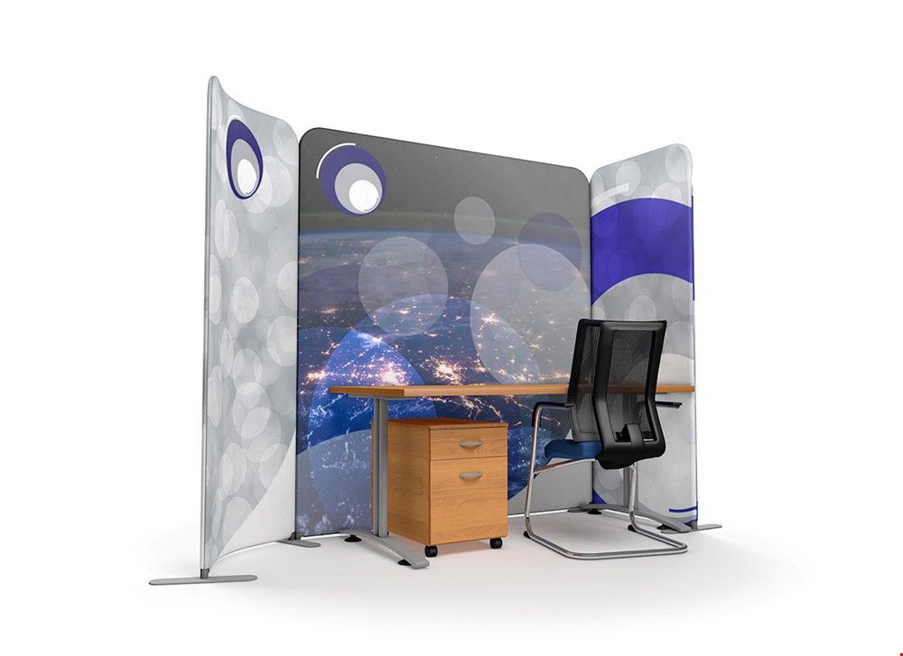 Free Standing Office Screens