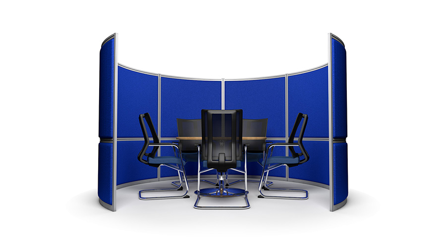 Premium Acoustic Office Screen Meeting Pod