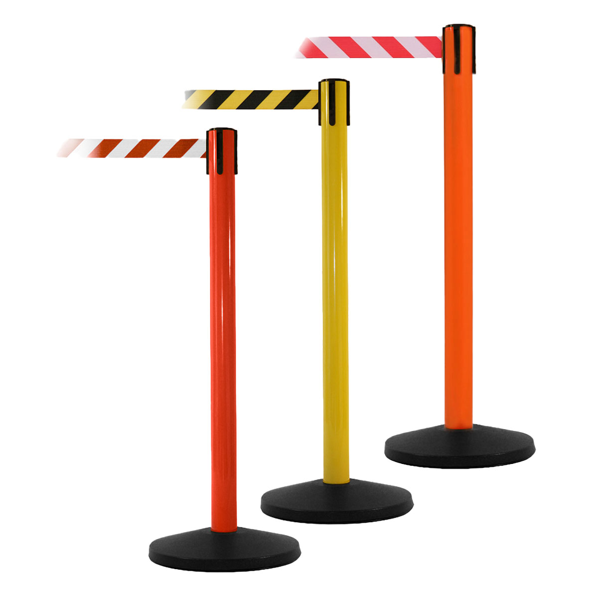 SafetyMaster Retracting Safety Barriers
