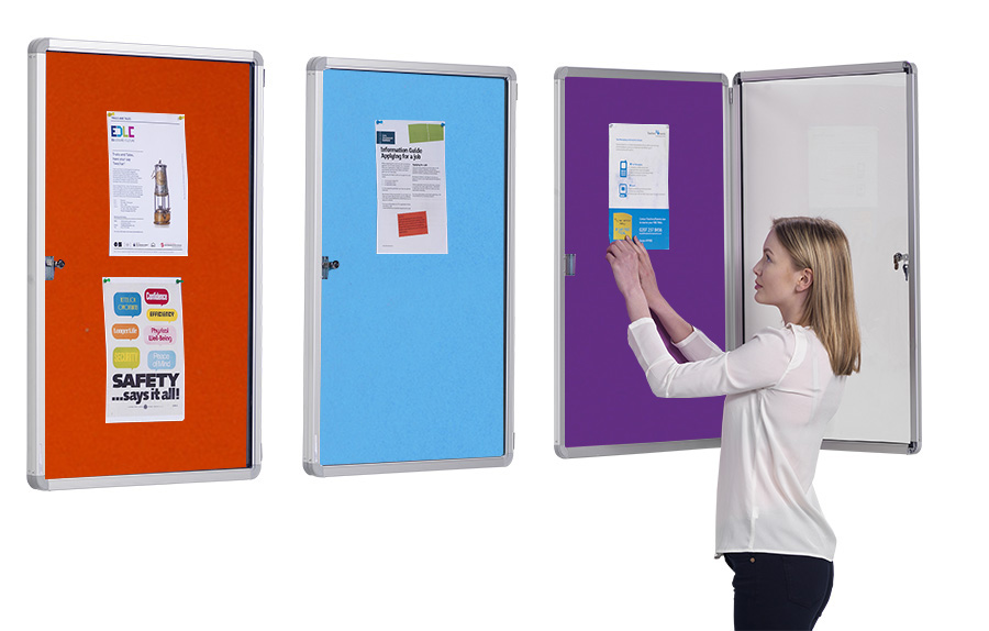 Accents Tamperproof Noticeboards