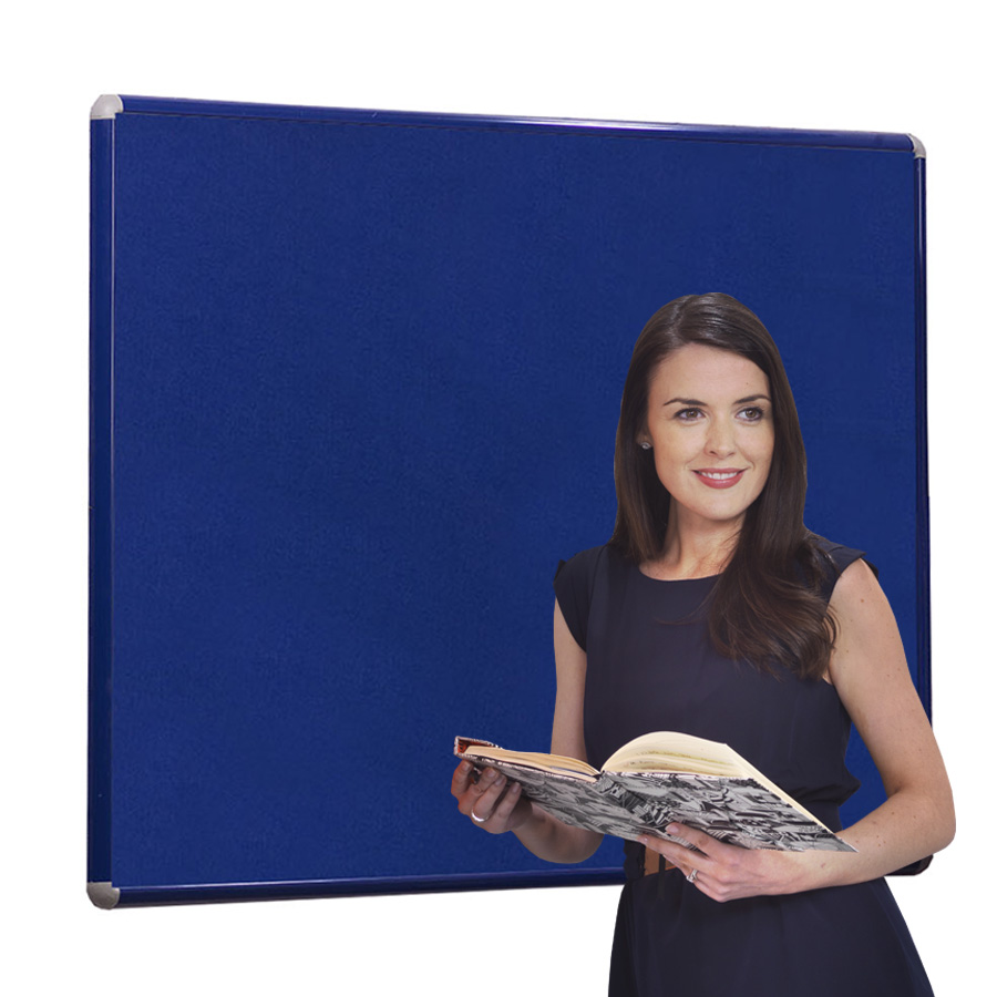 Premium Flameshield Fire Resistant Noticeboards