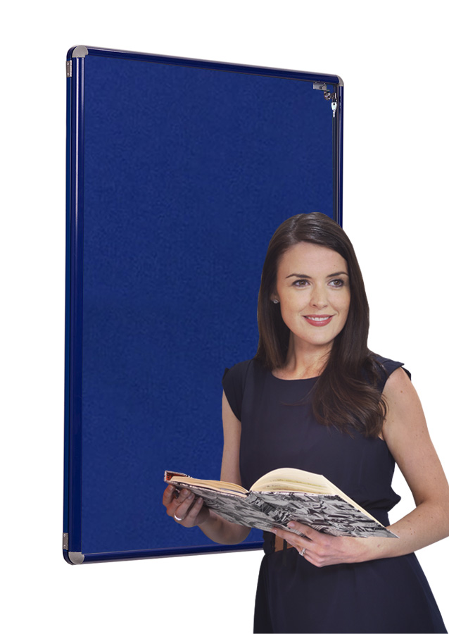 Premium Flameshield Tamperproof Fire Rated Noticeboards