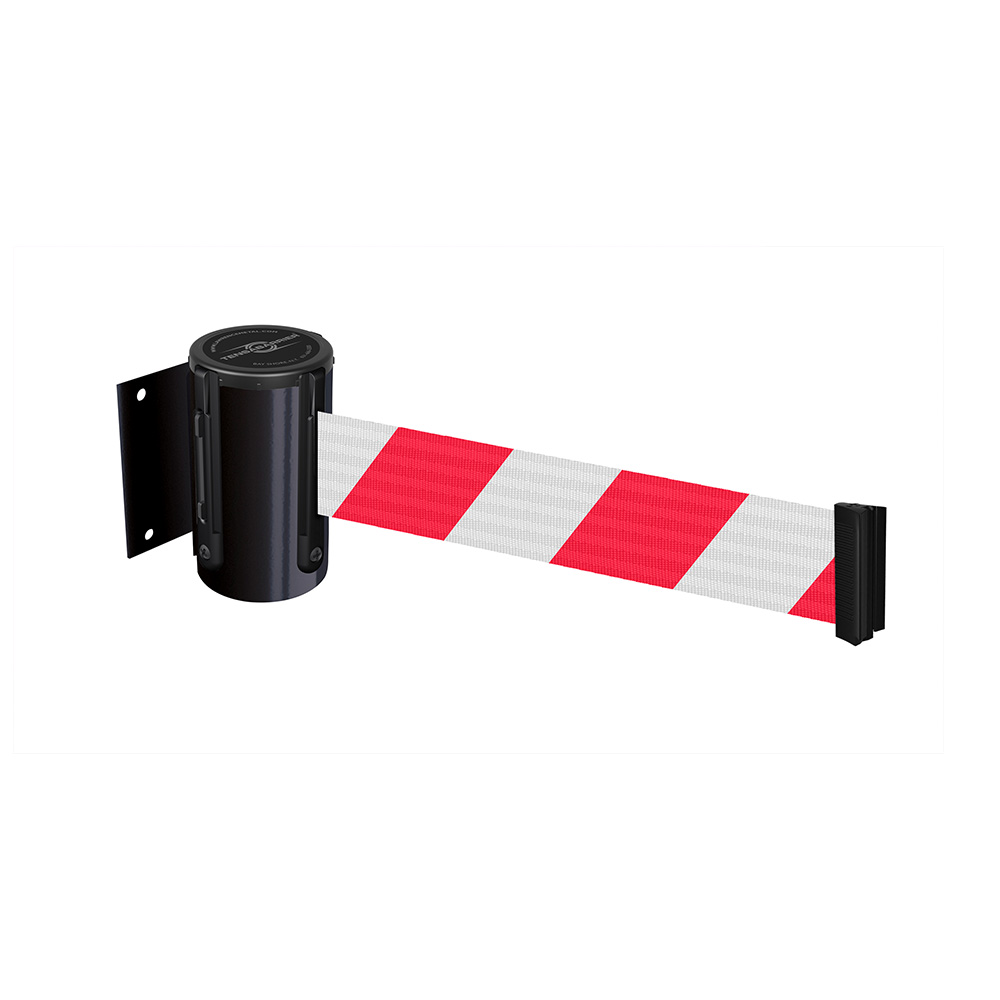 Tensabarrier<sup>®</sup> Heavy Duty Wall Mount Retractable Barrier