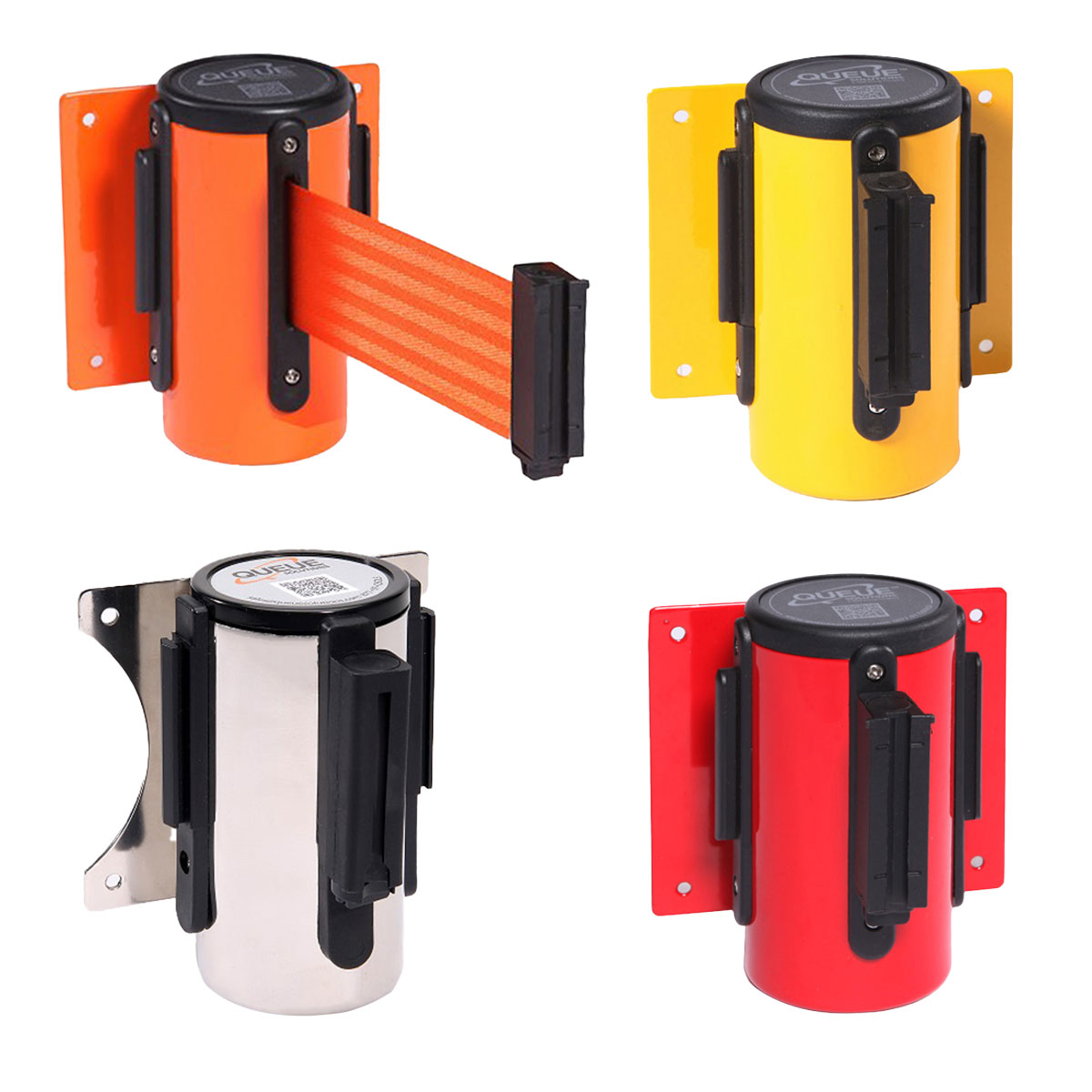 WallMaster Wall Mounted Retractable Barriers