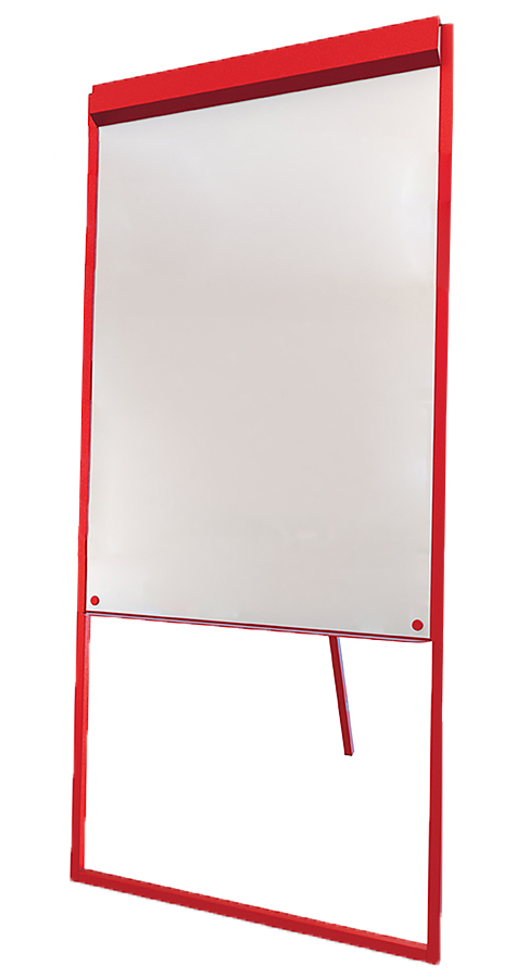 2 Clix Easel Whiteboard