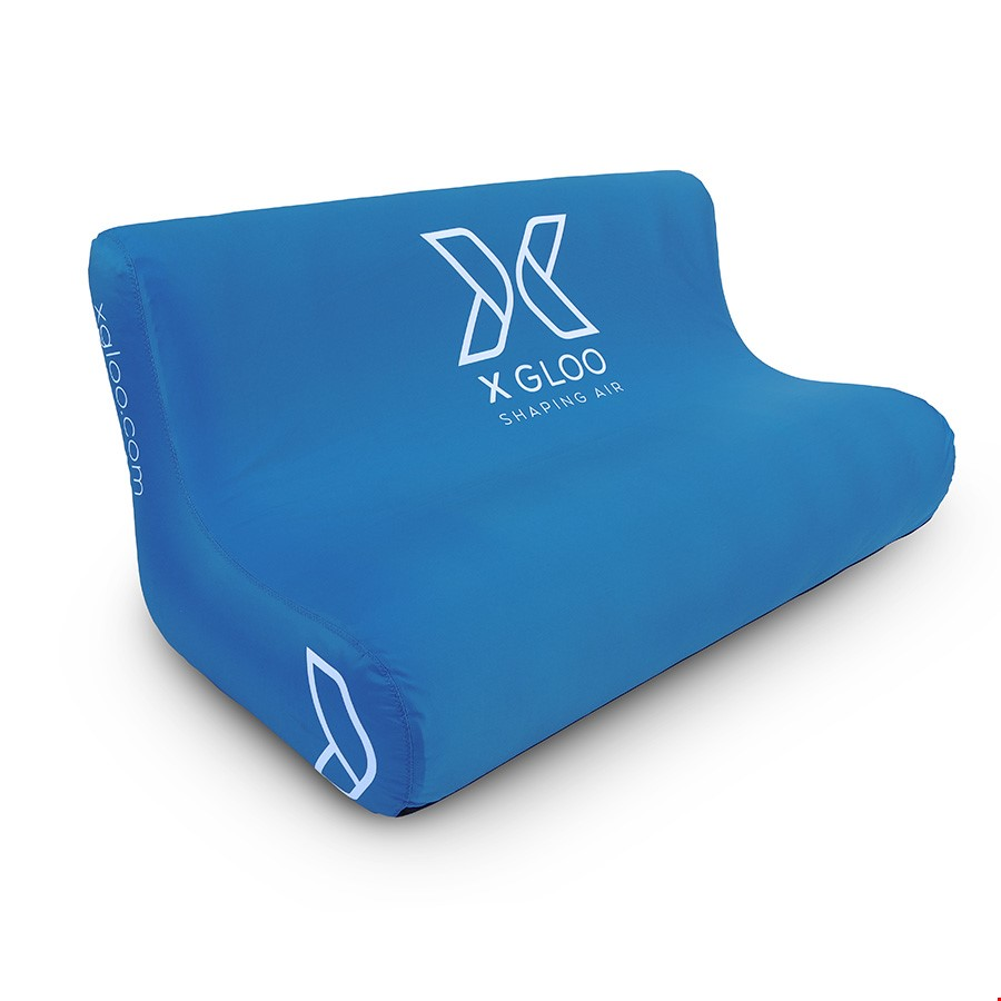 X-GLOO Branded Inflatable Sofa