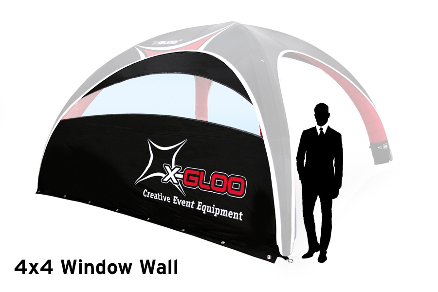 X-Gloo Window Wall