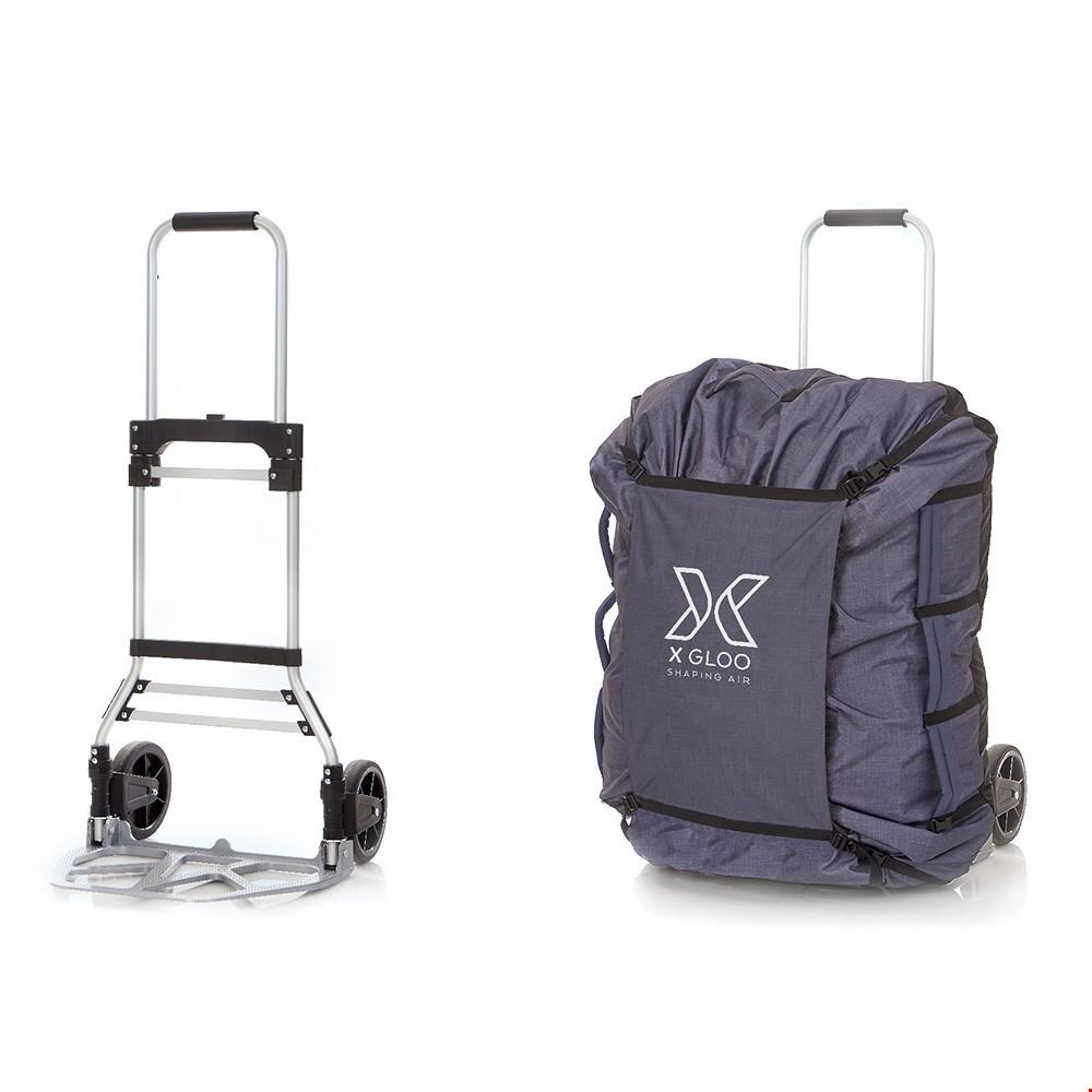 X-Gloo Wheeled Trolley Bag