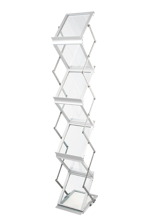 Zed-Up Lite A5 literature rack