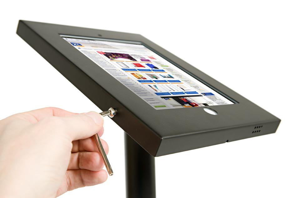Modular Exhibition Stands Xl : Ipad floor stand exhibition display in