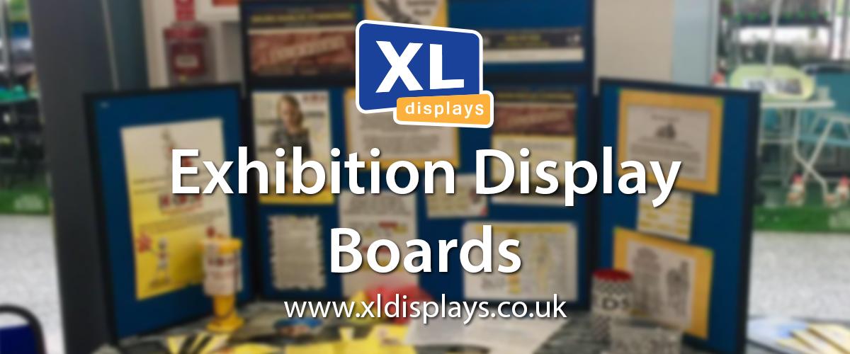 Exhibition Display Boards : Exhibition display boards xl displays
