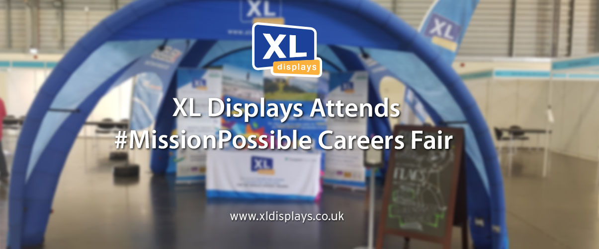 XL Displays Attends Mission Possible Careers Show 2018