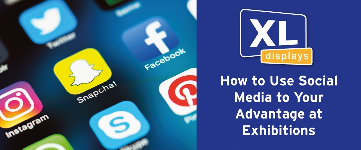 How to Use Social Media to Your Advantage at Exhibitions