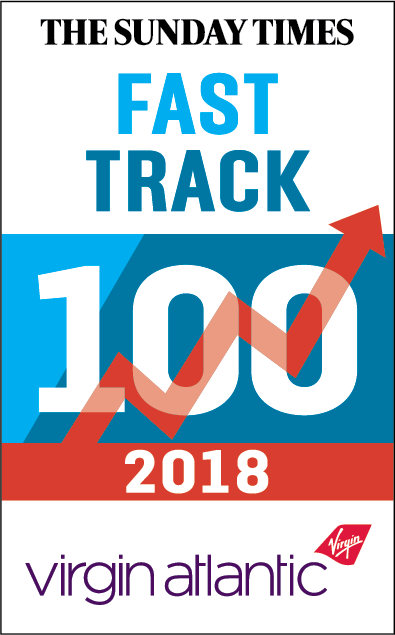 XL Displays Awarded Fast Track 100 Award