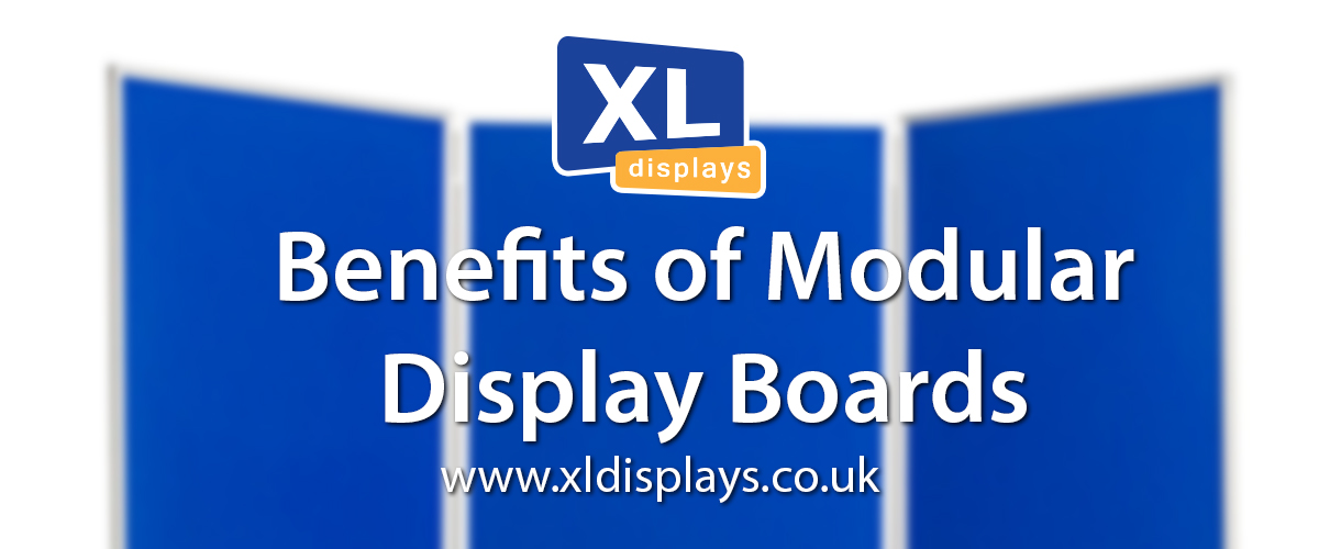 Benefits of Modular Display Boards