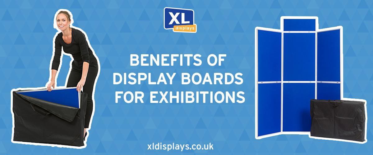 Benefits of Display Boards at Exhibition Stands