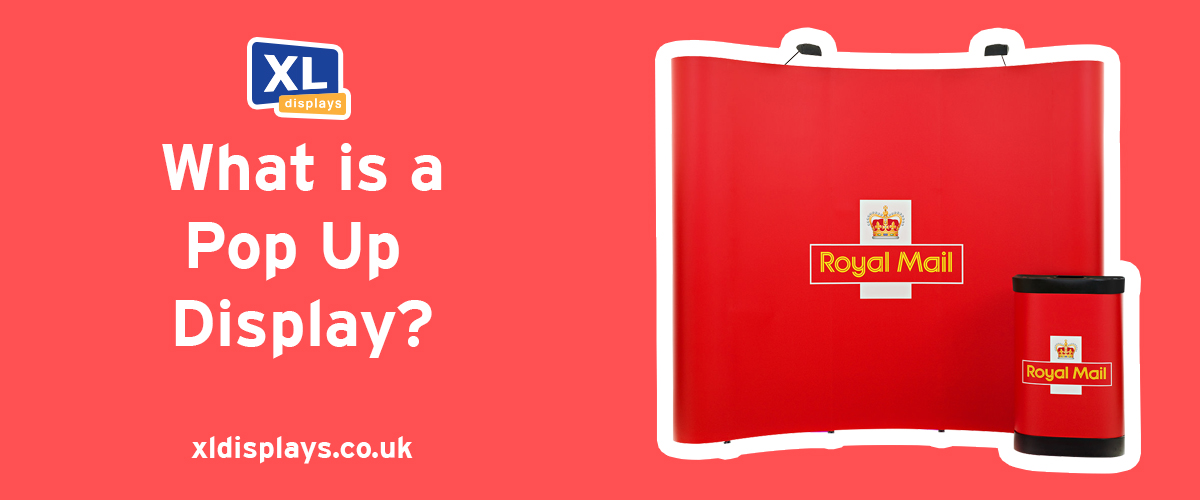 What is a Pop up Display?
