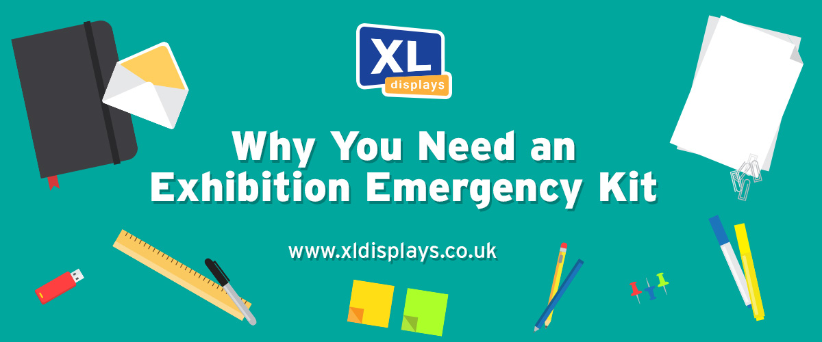 Why You Need an Exhibition Emergency Kit