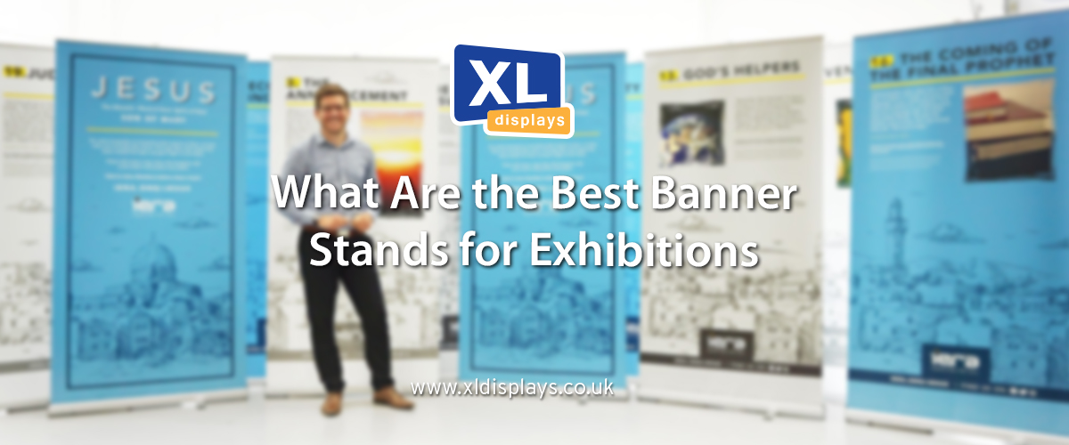 What Are the Best Banner Stands for Exhibitions?