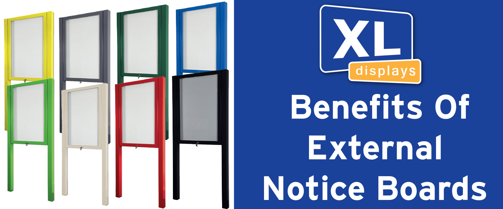 Benefits Of External Notice Boards