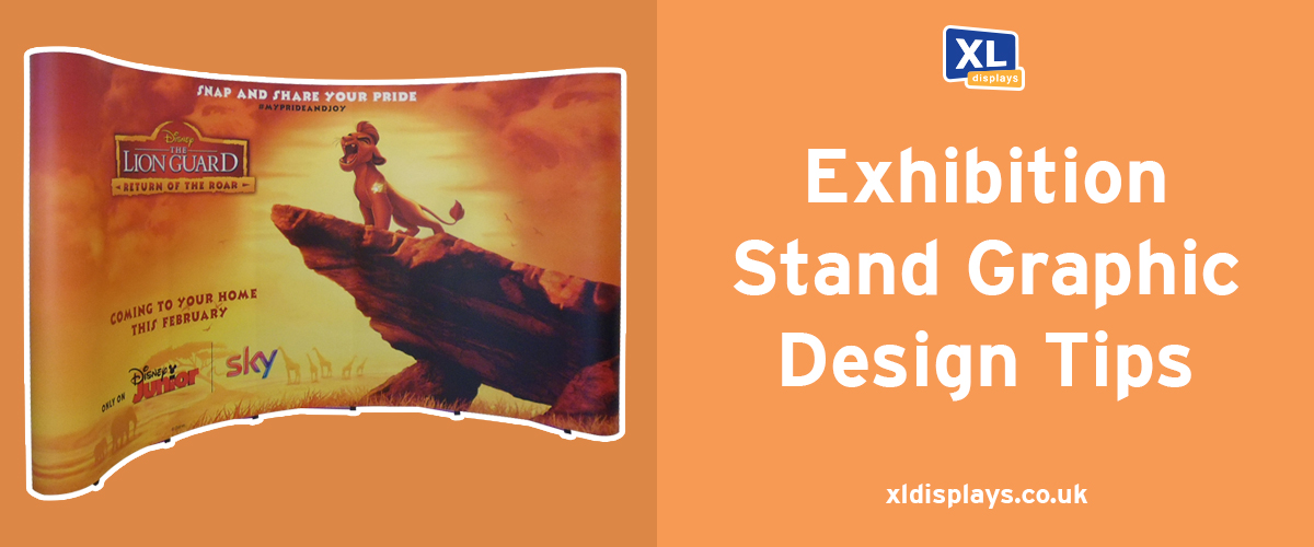 Exhibition Stand Graphic Design Tips