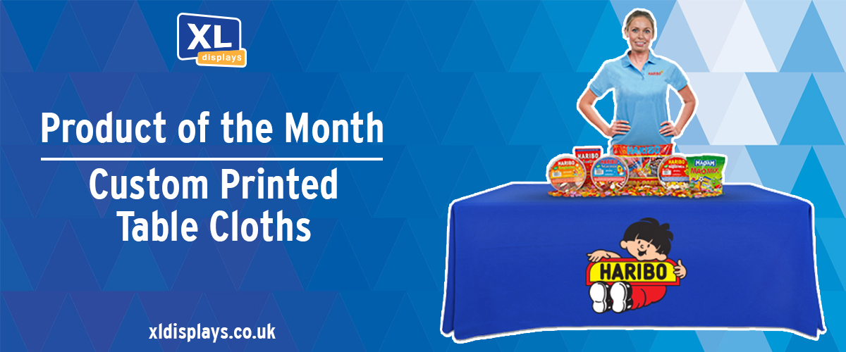 Product of the Month: Printed Tablecloths