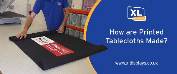 How are Printed Tablecloths Made?