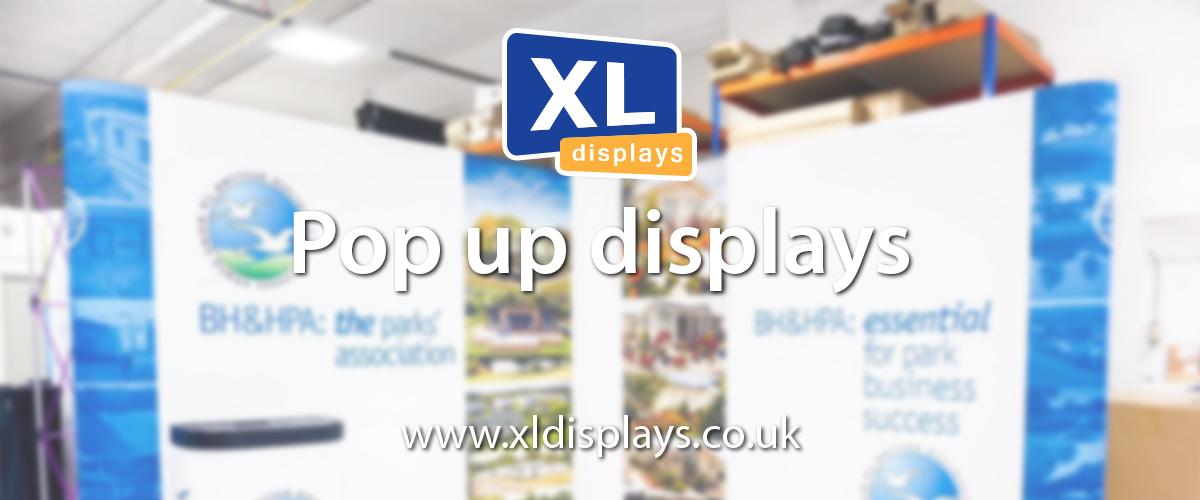 Pop Up Displays