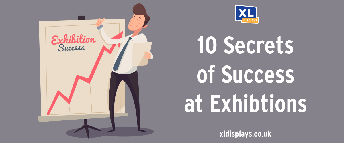 10 Secrets of Success at Exhibitions