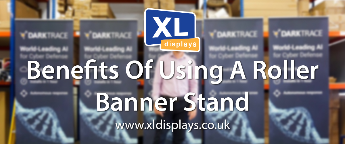 Benefits Of Using A Roller Banner Stand
