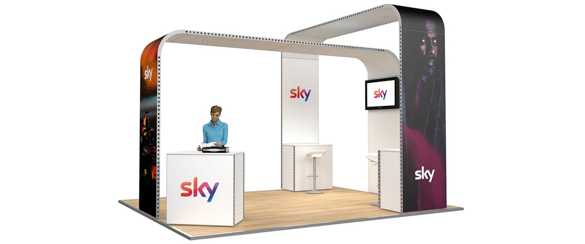 Why Hire An Exhibition Stand?