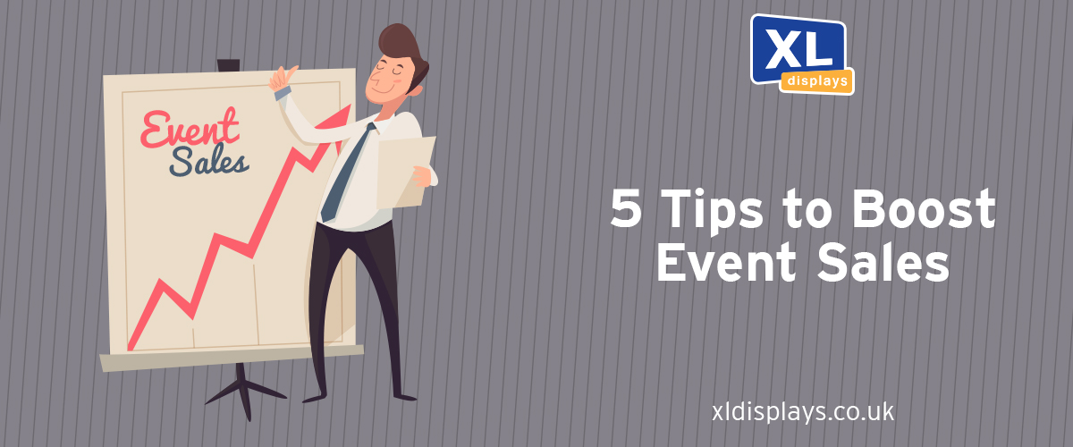 5 Tips to Boost Event Sales