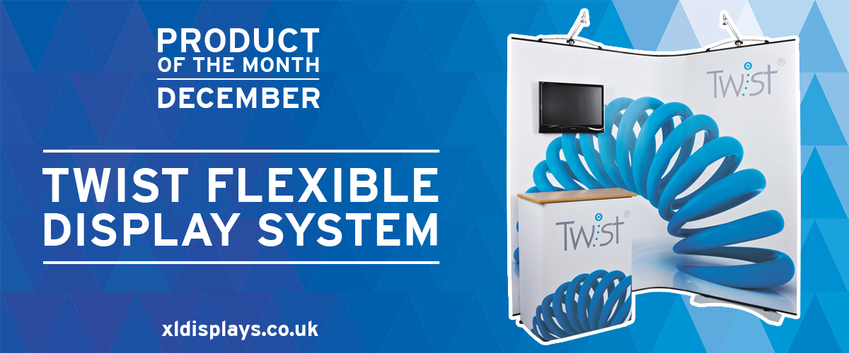 Product of the Month: Twist Banner System