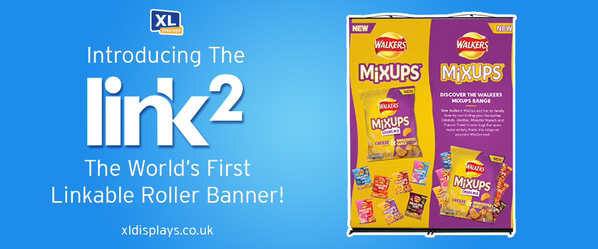 Introducing the Link2 Roller Banner