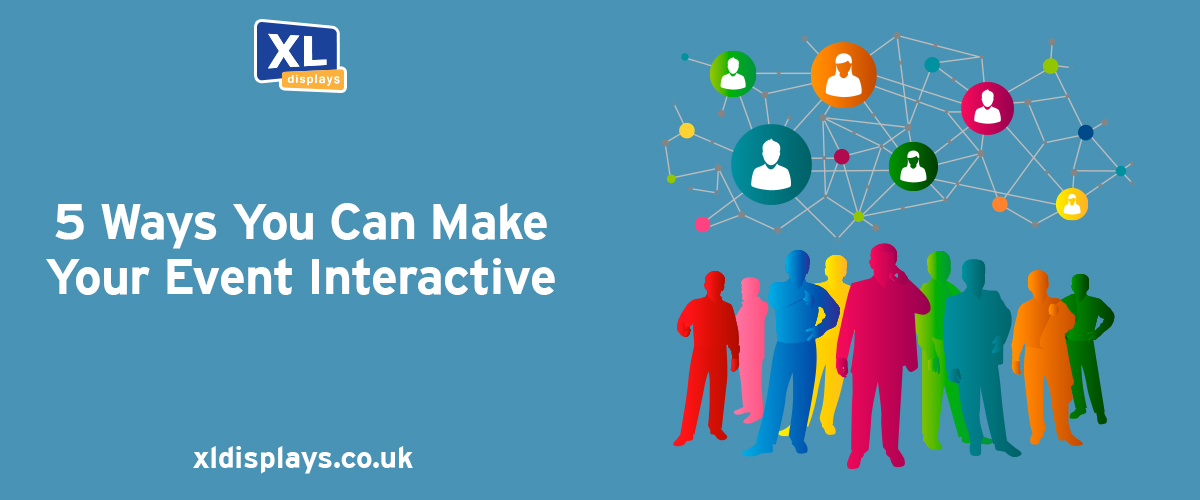 5 Ways You Can Make Your Event Interactive