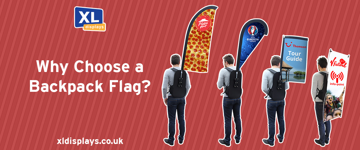 Why Choose a Backpack Flag?