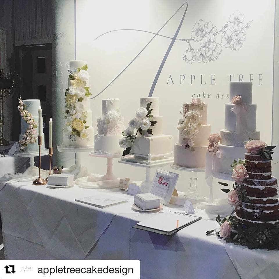 Apple Tree Cake Design
