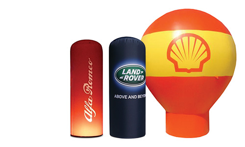 Inflatable Columns & Advertising