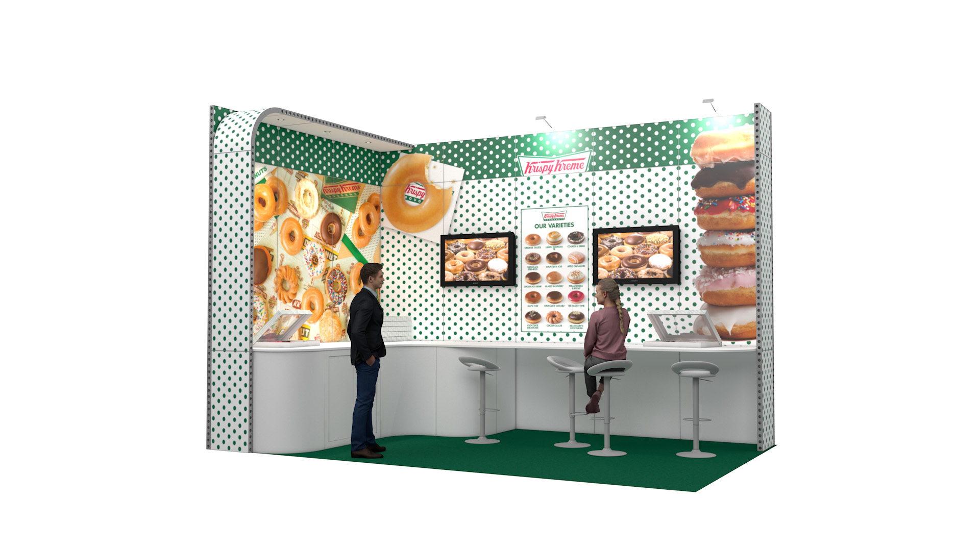 All-Inclusive Exhibition Stand Hire Services From XL Displays