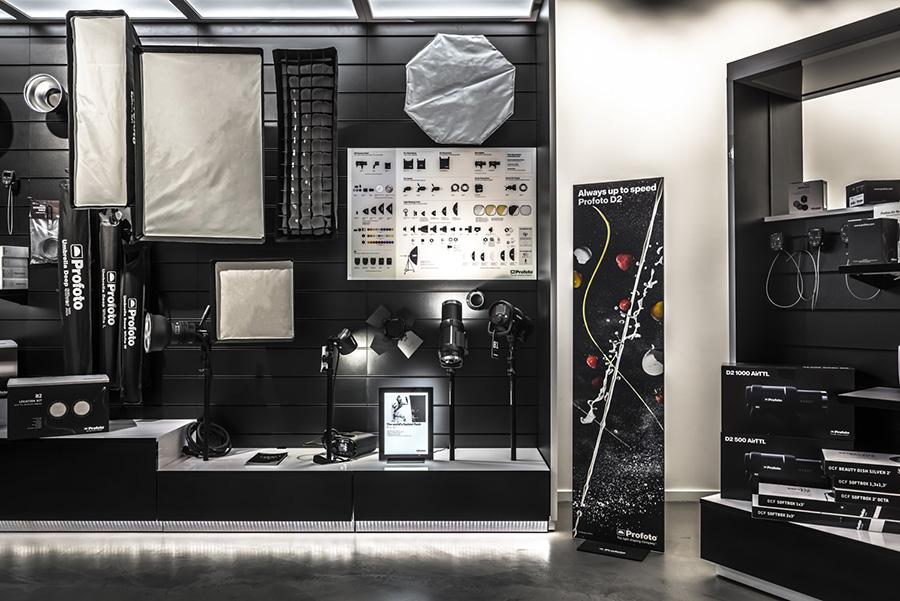 Adder LED Retail Displays by XL Displays