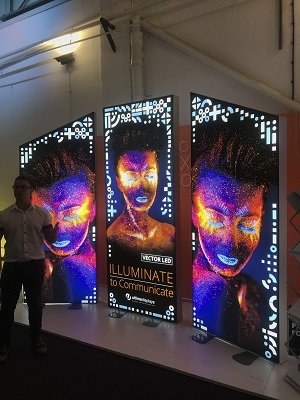 LED Lightbox by XL Displays