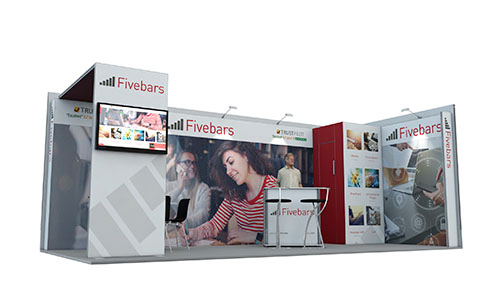 Linear & Vector Exhibition Stands