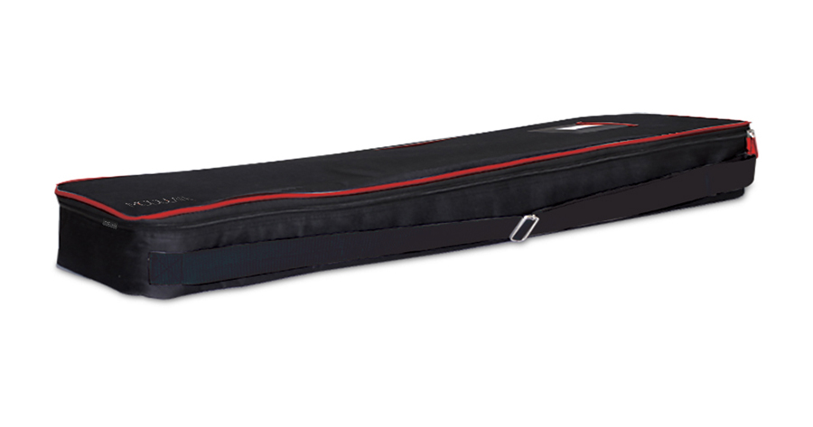 Each Fabric Display Panel Comes With a Modulate™ Padded Carry Bag for Protection and Effortless Portability