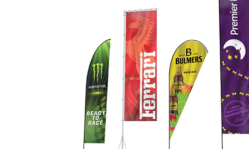 Promotional Flags