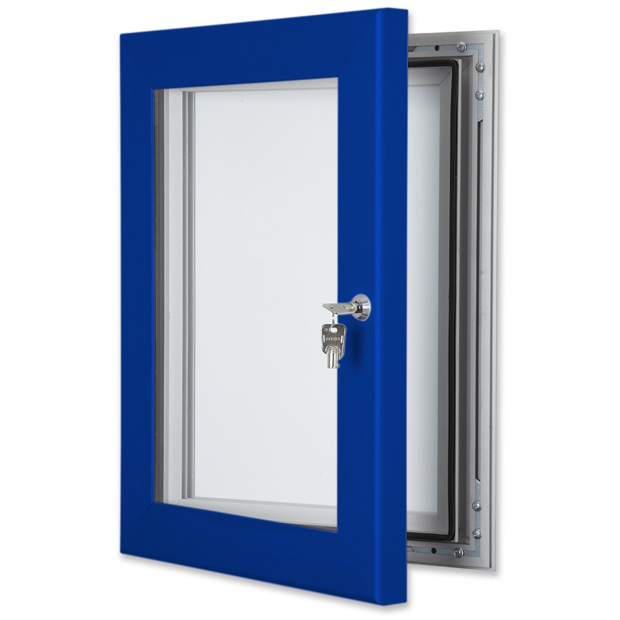 Secure Lockable External Noticeboard