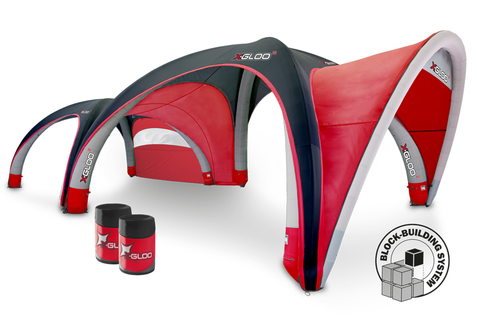 XGLOO Inflatable Event Tent