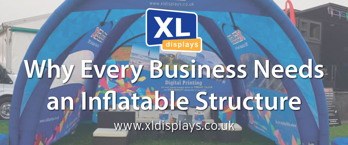 Why Every Business Needs an Inflatable Structure