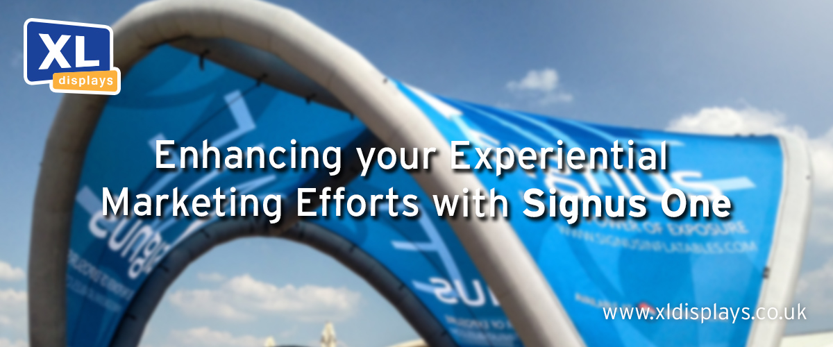 Enhancing your Experiential Marketing Efforts with Signus One