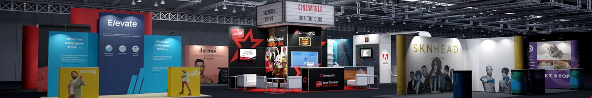 6 Compelling Reasons Why You Should Hire An Exhibition Stand