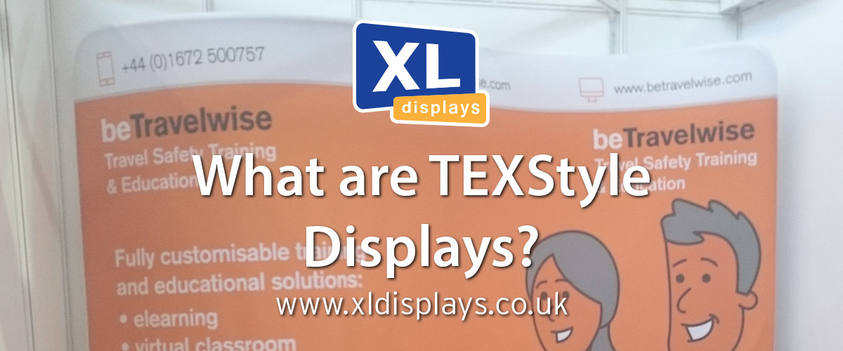 What are TEXstyle Displays?